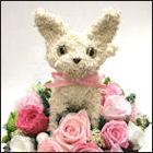 白猫のトピアリー 白猫グッズ