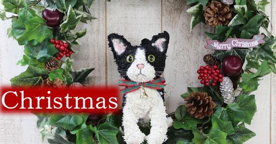 犬好きクリスマスプレゼント、猫好きクリスマスプレゼント