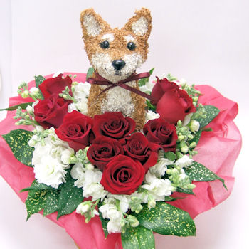 <$MTEntryTitle$>sibadog-flower