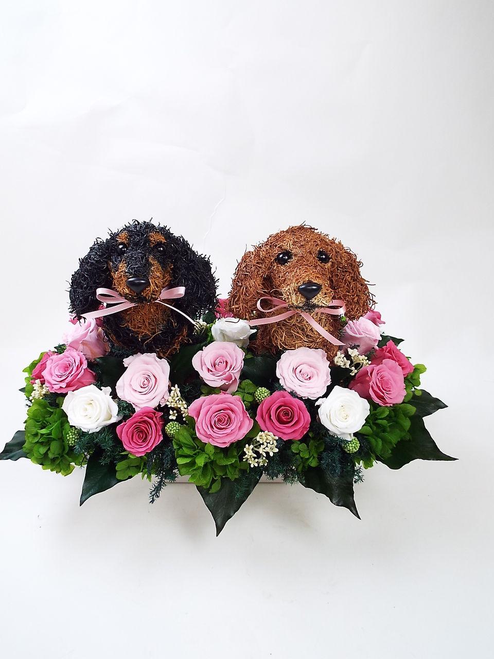 結婚式で犬好きのご両親様へ