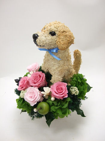 結婚式に愛犬家の両親へのプレゼント