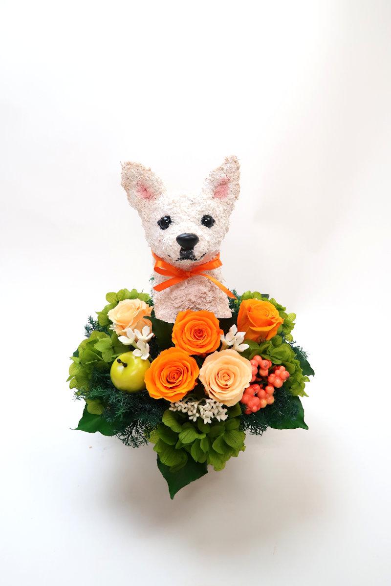 ペットのお供え花