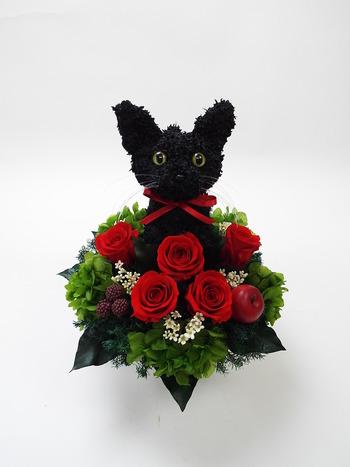 退職祝い花