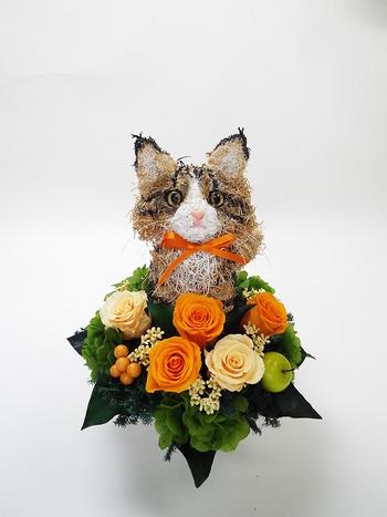 猫好き両親プレゼント