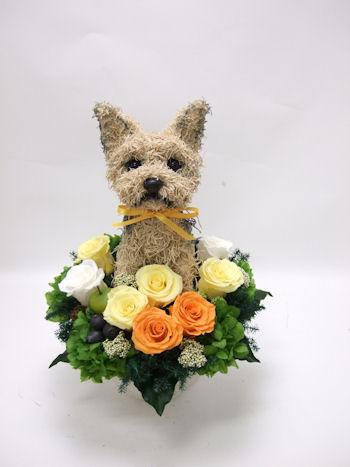 ご結婚記念日の花
