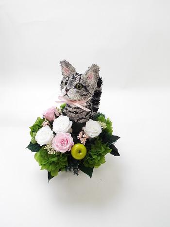 動物病院開院祝い花