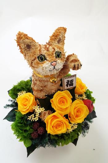 招き猫 結婚祝い