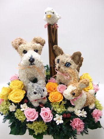 動物病院開院祝いの花ギフト