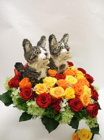 結婚祝い 猫好き