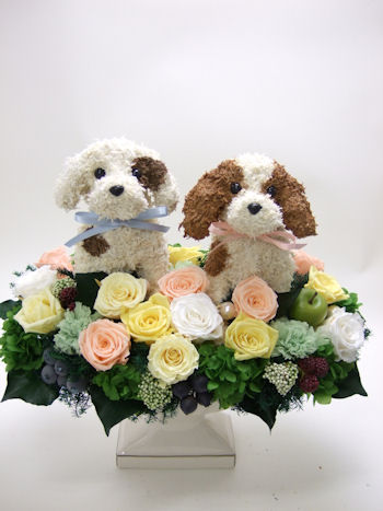 結婚記念日祝い
