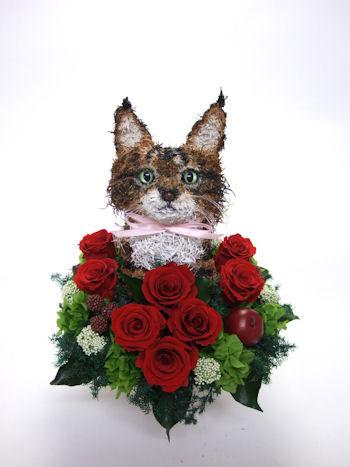 母 還暦祝い猫好き