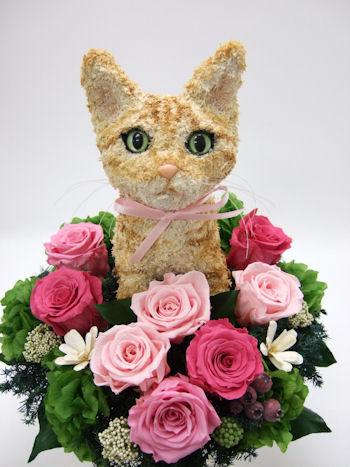 結婚式両親へ贈る花