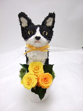 結婚式両親へプレゼント花