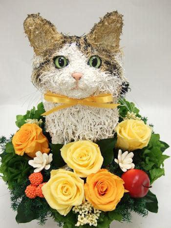 結婚式猫好き両親へプレゼント