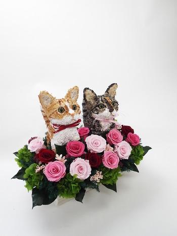 猫好き両親へプレゼント