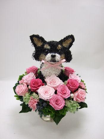 結婚記念日のお祝い花