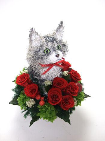 猫好きお母さんへプレゼント