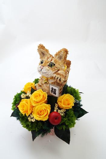 猫好き結婚祝い