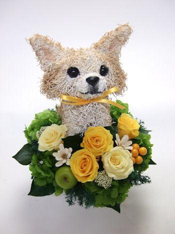 感謝の気持ちの花