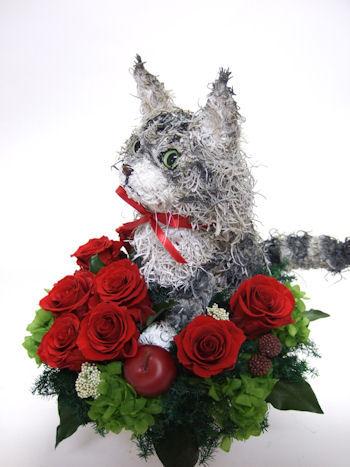 猫好き母プレゼント
