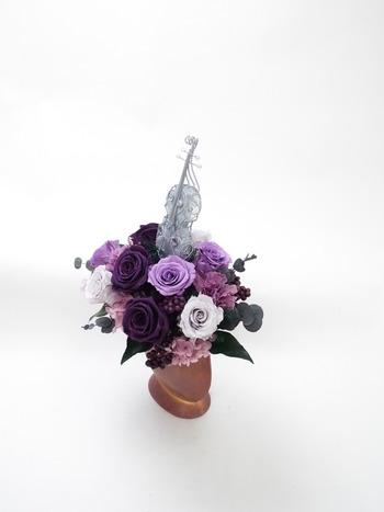 楽屋見舞い花