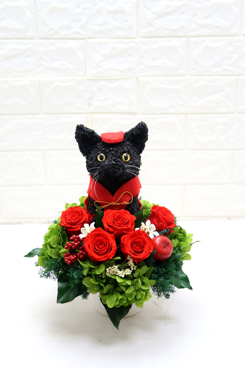 還暦祝い 黒猫