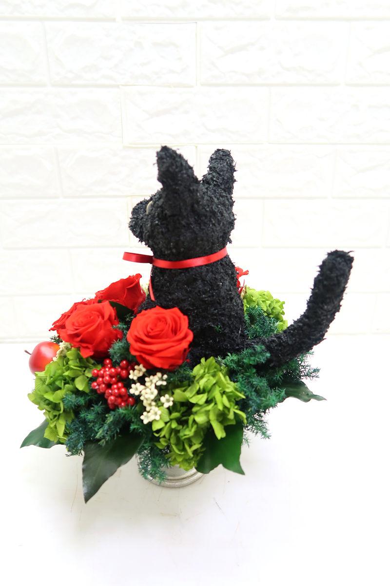 黒猫好きの人へプレゼント