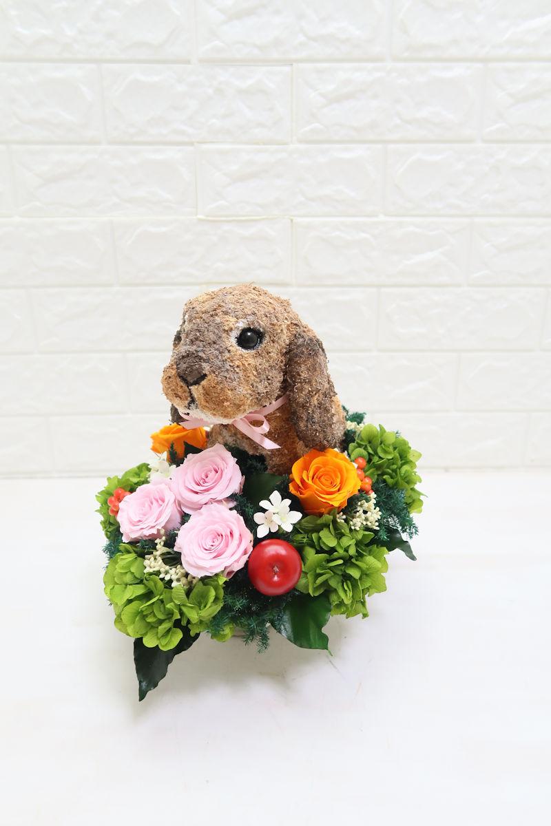 結婚祝い ウサギ好き