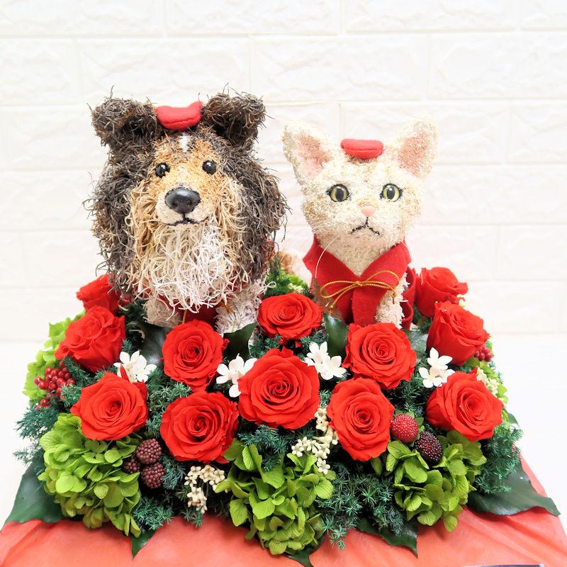 愛犬家 還暦祝い